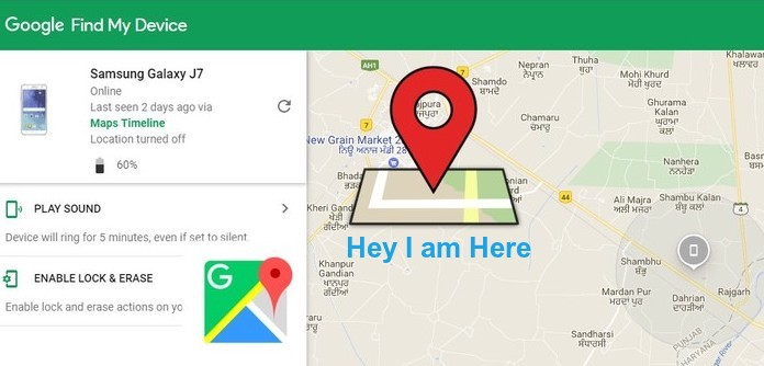 android device manager disable lock and erase