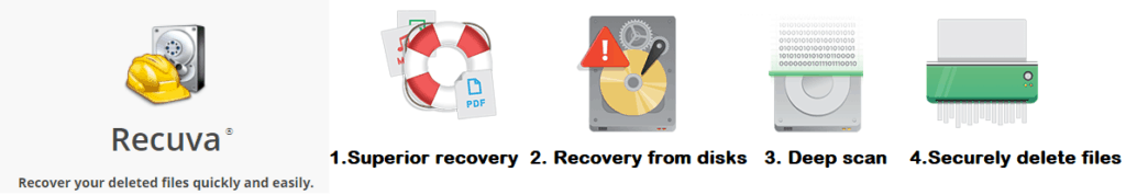 How to Recover deleted files from Android or Hard drive