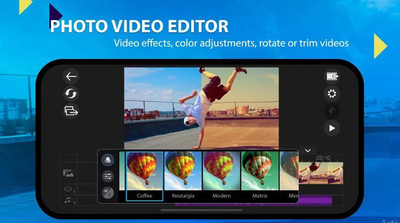 Video Editing Apps : Flipshope