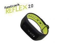 Fastrack Reflex 2.0 Fitness Tracker - Fitness band
