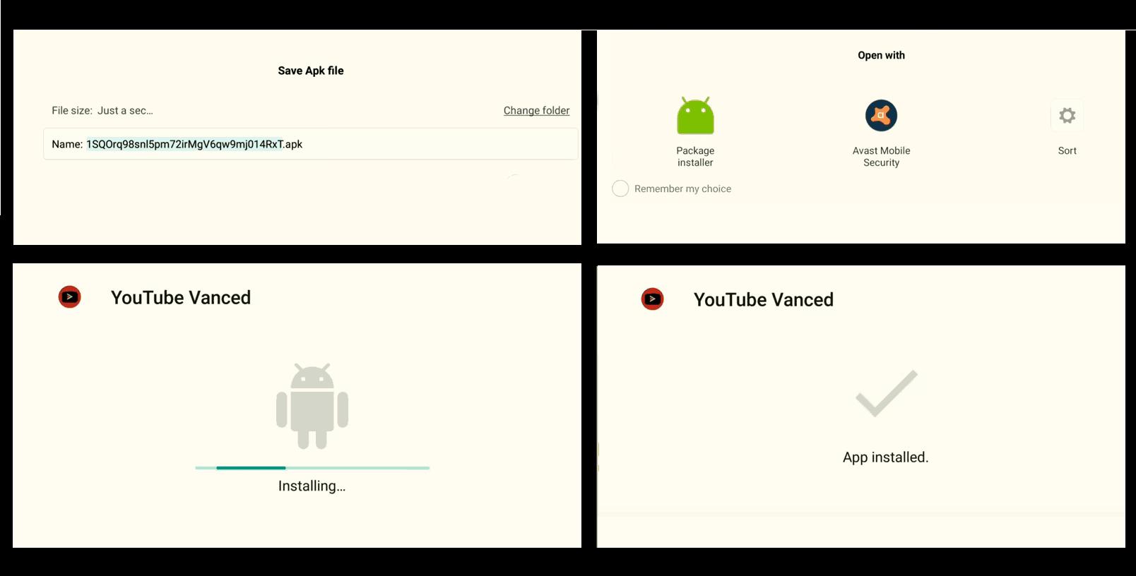 youtube vanced apk 2019